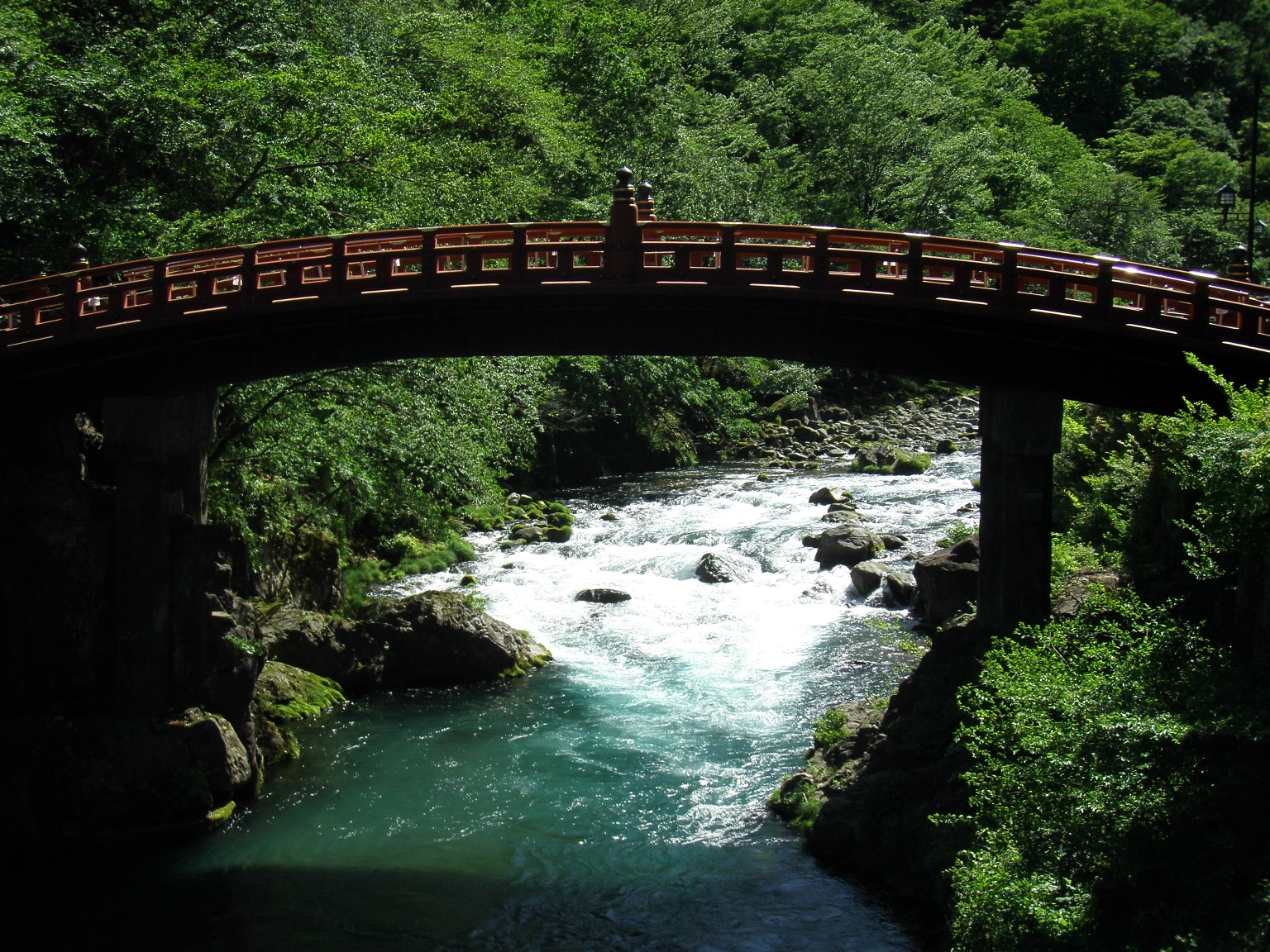Red Bridge, Nikko